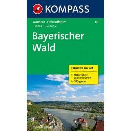 BayerischerWald198,3mapy/1:50TNKOM-neuveden