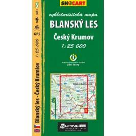 Blanskýles-cykloturistickámapač.5/1:25000-neuveden