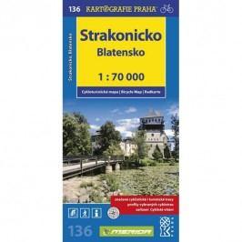 1:70T(136)-Strakonicko,Blatensko(cyklomapa)-neuveden