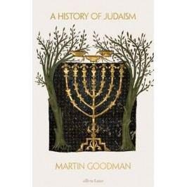 AHistoryofJudaism-GoodmanMartin