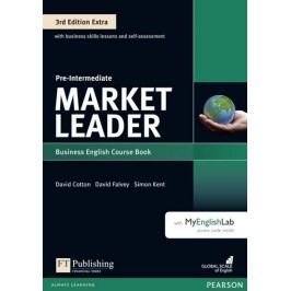 MarketLeader3rdEditionExtraPre-IntermediateCoursebookwithDVD-ROMPack-WalshClare