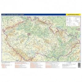 Česko-příručnímapaA3-1:1,1mil./administrativnímapa/46x32cm-neuveden