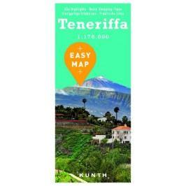 Teneriffa-EasyMap1:170000-neuveden