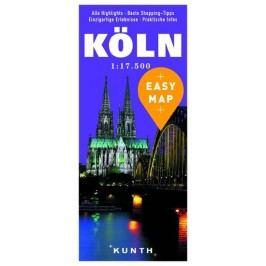 Köln-EasyMap1:17500-neuveden
