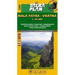 MaláFatra-Vrátna1:25000-neuveden
