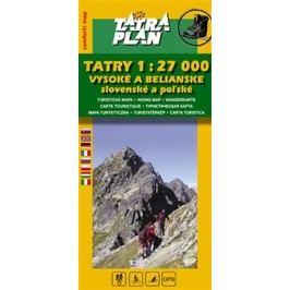 Tatry1:27000VysokéaBelianske-neuveden