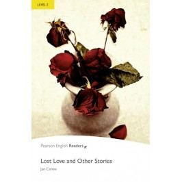 Level2:LostLoveandOtherStoriesBookandMP3Pack-CarewJan