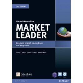 MarketLeader3rdEditionUpperIntermediateCoursebookwithDVD-ROMandMyLabAccessCodePack-CottonDavid
