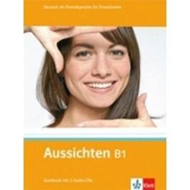 AussichtenB1–Kursbuch+2CD-neuveden