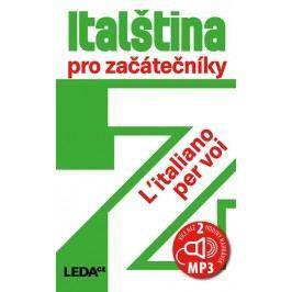 Italštinaprozačátečníky/L'Italianopervoi+CDmp3-JanešováJarmila