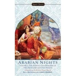 ArabianNightsVolume1:TheMarvelsandWondersoftheThousandandOneNights-kolektivautorů