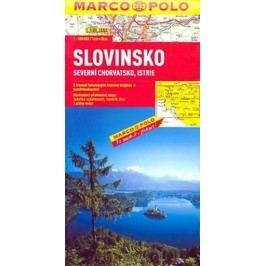 Slovinsko,SeverníChor.,Istrie-automapa1:300000-neuveden