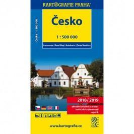 Česko-automapa1:500000-neuveden