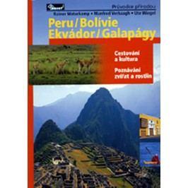 Peru/Bolívie/Ekvádor/Galapágy–průvodcepřírodou-VerhaaghakolektivManfred