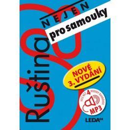 Ruština(nejen)prosamouky+klíč+3CD-Nekolová,Camutaliová,Vasilijeva-Lešková