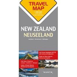 NovýZéland1:800TTravelMapKUNTH-neuveden