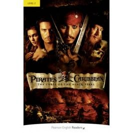 Level2:PiratesoftheCaribbean:TheCurseoftheBlackPearlBookandMP3Pack-neuveden