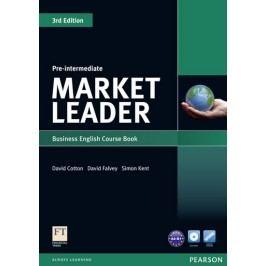 MarketLeader3rdEditionPre-IntermediateCoursebook&DVD-RomPack-CottonDavid