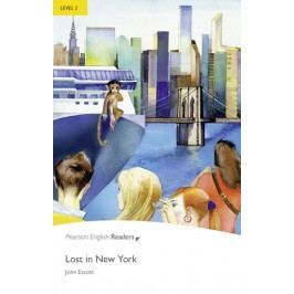 Level2:LostInNewYorkBookandMP3Pack-EscottJohn