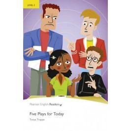 Level2:FivePlaysforTodayBookandMP3Pack-TrappeTonya