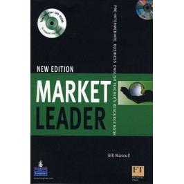 MarketLeaderPre-IntermediateTeacher´sBookandDVDPack-MascullBill