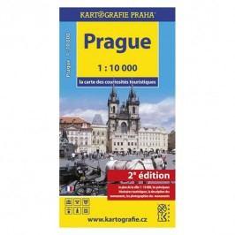 Prague-lacartedescouriositéstouristiques/1:10tis.-neuveden
