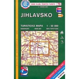 Jihlavsko-Turistickámapa-ediceKlubčeskýchturistů79-kolektiv