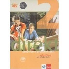 Direktneu2–učebnicespracovnímsešitema2CD+výtahzcvičebniceněmeckégramatiky-neuveden