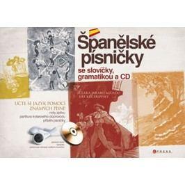 Španělsképísničkyseslovíčky,gramatikouaCD-AguadoClaraJarabo,KučerovskýJiří,