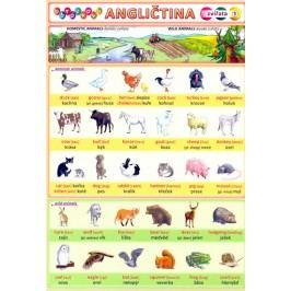 Obrázkováangličtina1-Zvířata-KupkaakolektivPetr