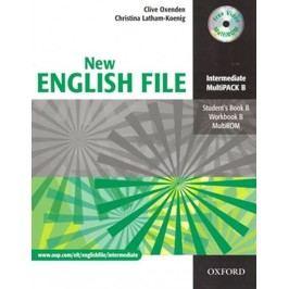 NewEnglishFileIntermediateMultiPackB-OxendenClive