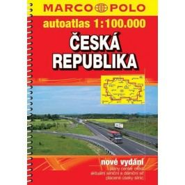 Českárepublika-autoatlas1:100.000-neuveden