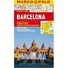 Barcelona-CityMap1:15000-neuveden