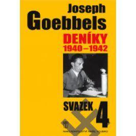 Joseph Goebbels - Joseph Goebbels deníky 1940-1942