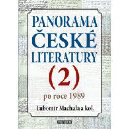kolektiv | Lubomír Machala - Panorama české literatury 2 (po r. 1989)