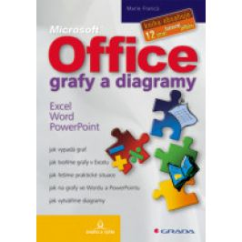 Marie Franců - Office - grafy a diagramy