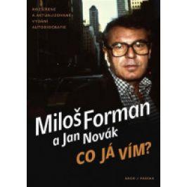 Miloš  Forman | Jan A. Novák - Co já vím?