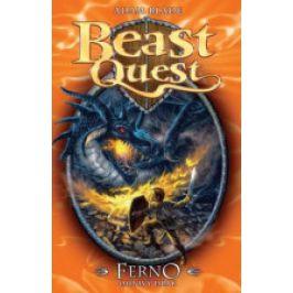 Adam Blade - Ferno, ohnivý drak - Beast Quest (1)
