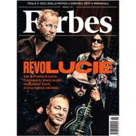 Forbes červen 2017