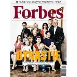 Forbes květen 2015