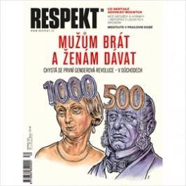 Respekt 30/2014