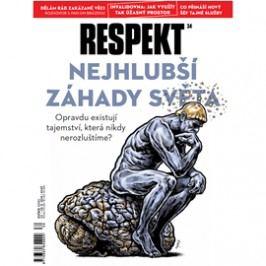 Respekt 34/2016
