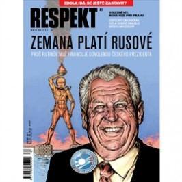 Respekt 41/2014