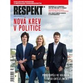 Respekt 43/2014