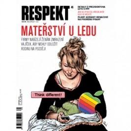 Respekt 45/2014