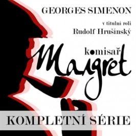 Komisař Maigret - kompletní série