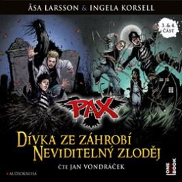 PAX - Dívka ze záhrobí, Neviditelný zloděj