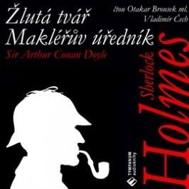 Sherlock Holmes - Žlutá tvář, Makléřův úředník