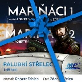 Mariňáci 1 + 2 + Palubní střelec