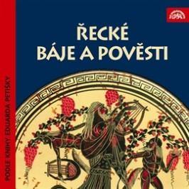 Řecké báje a pověsti 1 - 3
